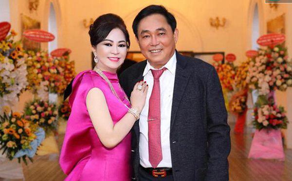 Bà Hằng cùng chồng là ông Dũng Lò Vôi là những đại gia giàu nhất nhì Việt Nam