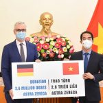 Chính phủ Đức viện trợ Việt Nam 2,6 triệu liều vắc xin - 1